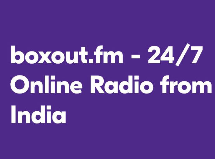 Boxout.fm Radio